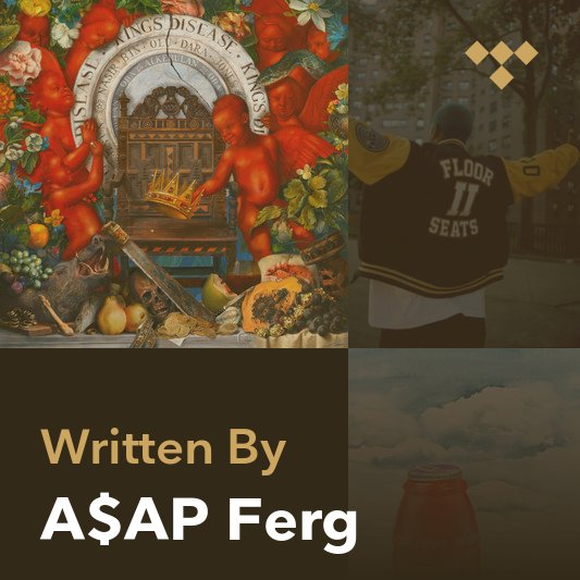 Songwriter Mix: A$AP Ferg