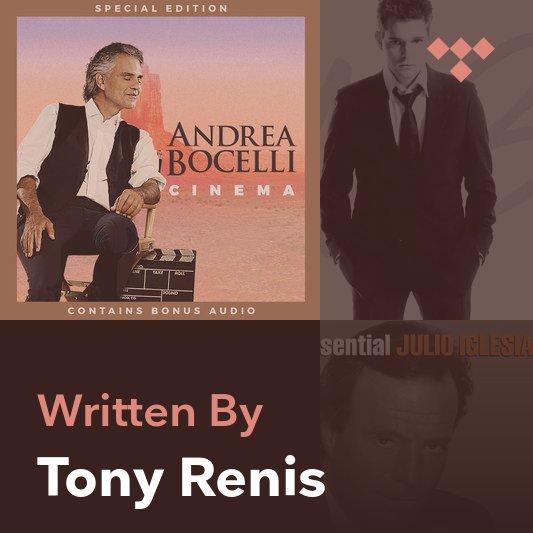 Songwriter Mix: Tony Renis