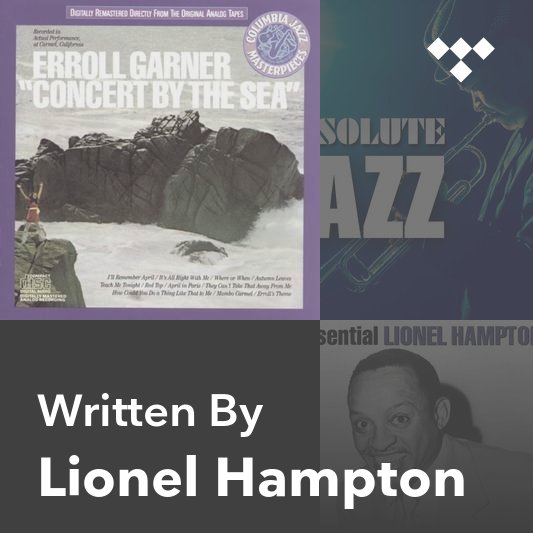 Songwriter Mix: Lionel Hampton