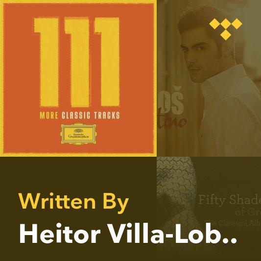 Songwriter Mix: Heitor Villa-Lobos
