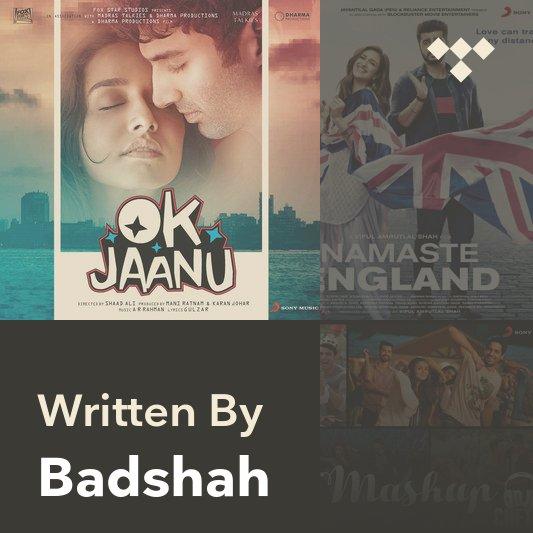 Songwriter Mix: Badshah