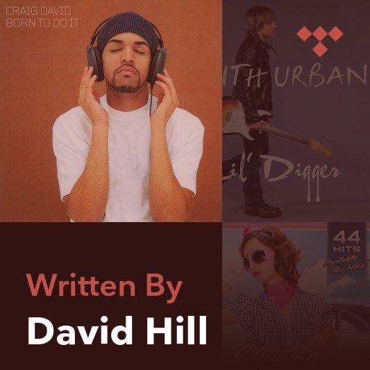 Songwriter Mix: David Hill