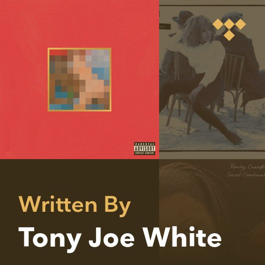 Songwriter Mix: Tony Joe White