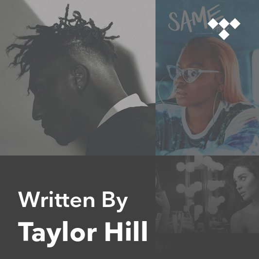 Songwriter Mix: Taylor Hill