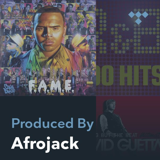 Producer Mix: Afrojack
