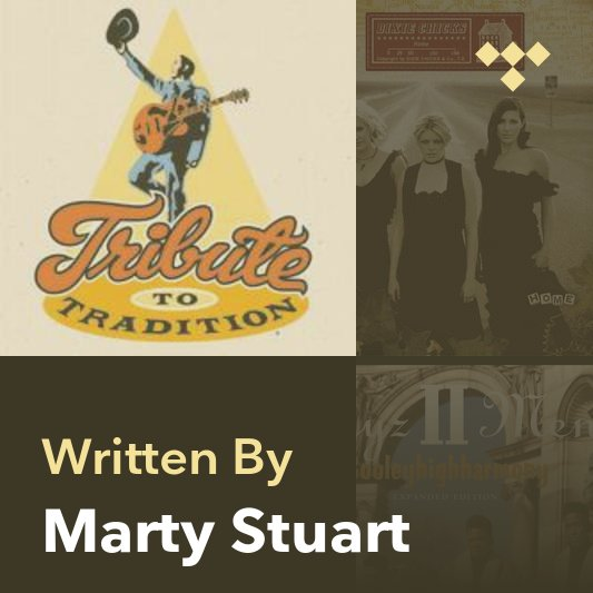 Songwriter Mix: Marty Stuart
