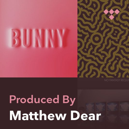 Producer Mix: Matthew Dear