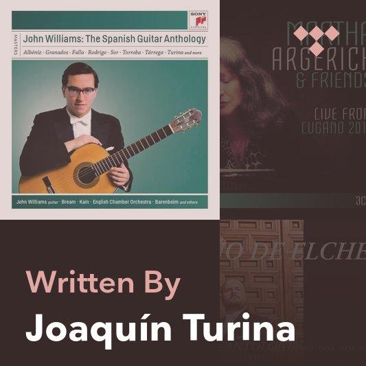 Songwriter Mix: Joaquín Turina