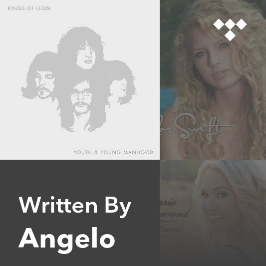 Songwriter Mix: Angelo