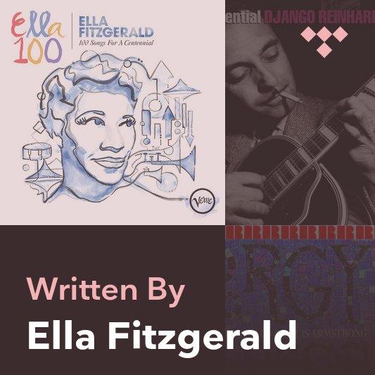 Songwriter Mix: Ella Fitzgerald
