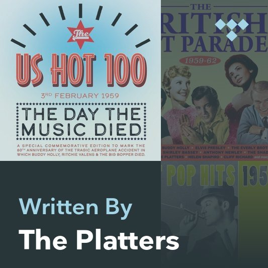 Songwriter Mix: The Platters