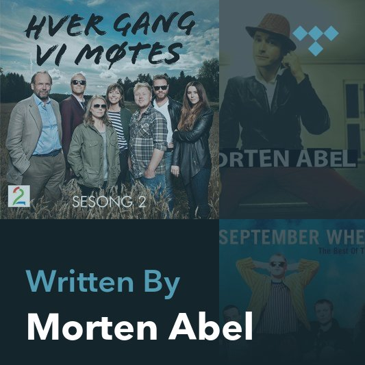 Songwriter Mix: Morten Abel