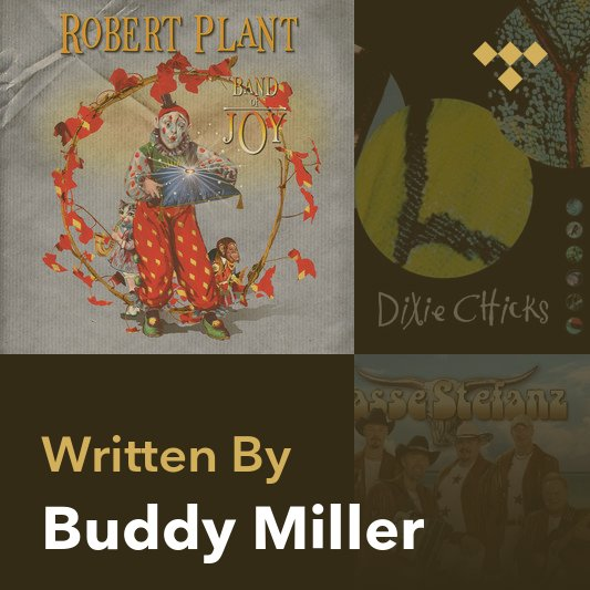Songwriter Mix: Buddy Miller