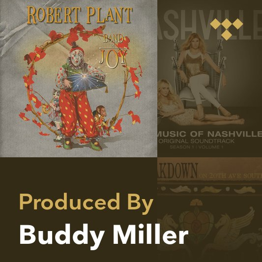 Producer Mix: Buddy Miller