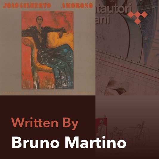 Songwriter Mix: Bruno Martino