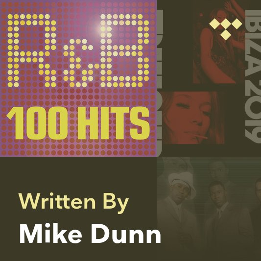 Songwriter Mix: Mike Dunn