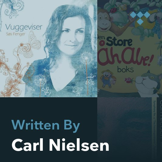 Songwriter Mix: Carl Nielsen