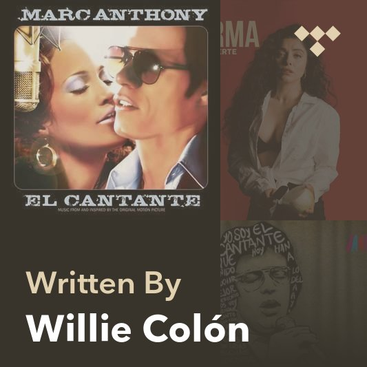 Songwriter Mix: Willie Colón