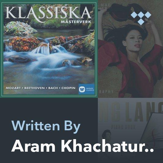 Songwriter Mix: Aram Khachaturian