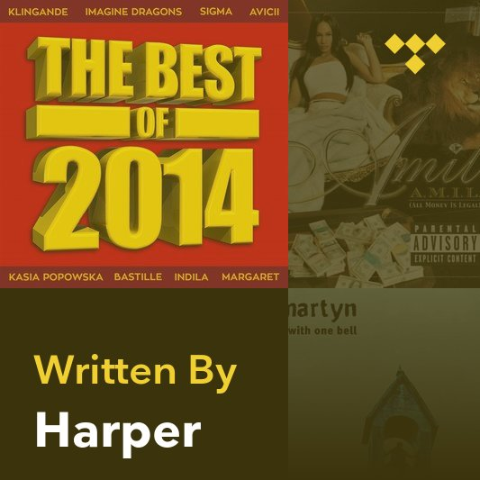 Songwriter Mix: Harper