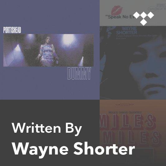 Songwriter Mix: Wayne Shorter
