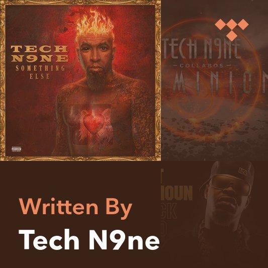 Songwriter Mix: Tech N9ne