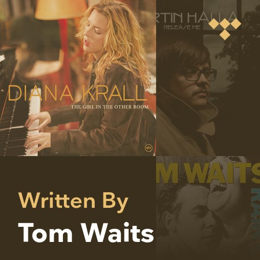 Songwriter Mix: Tom Waits