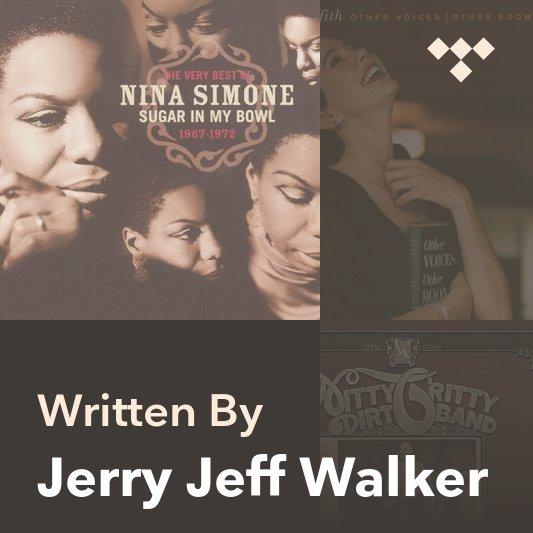 Songwriter Mix: Jerry Jeff Walker
