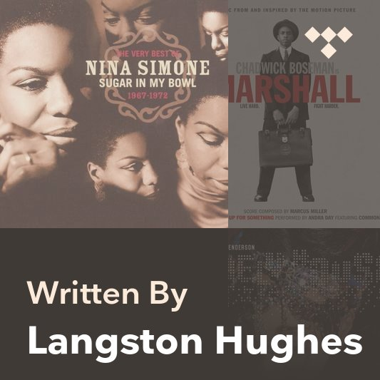 Songwriter Mix: Langston Hughes