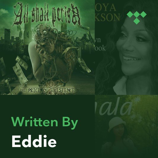 Songwriter Mix: Eddie