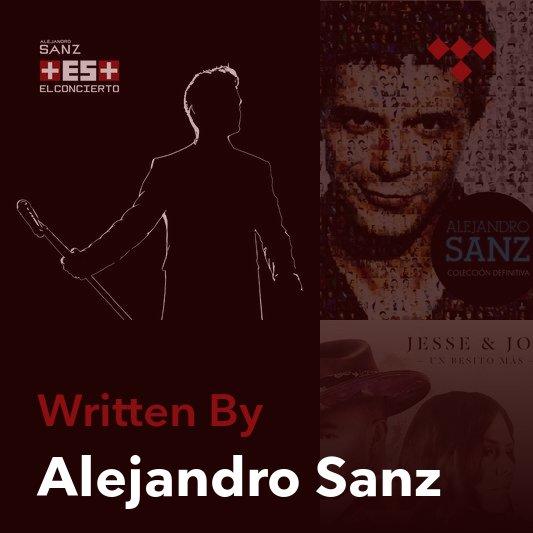 Songwriter Mix: Alejandro Sanz