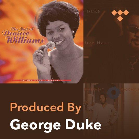 Producer Mix: George Duke