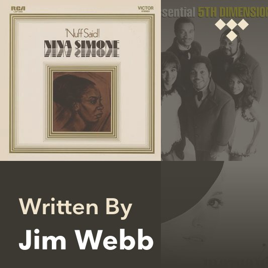 Songwriter Mix: Jim Webb
