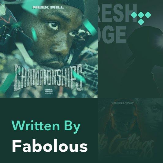 Songwriter Mix: Fabolous