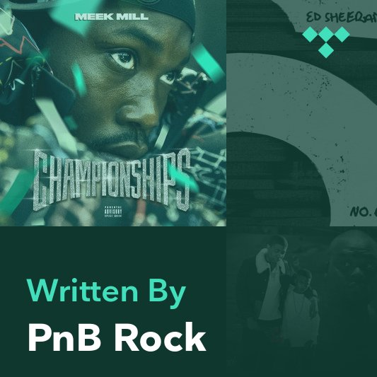 Songwriter Mix: PnB Rock