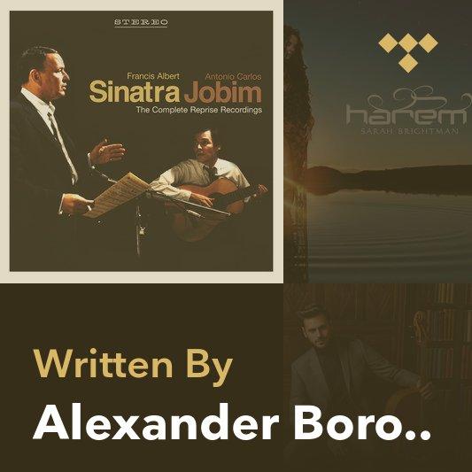 Songwriter Mix: Alexander Borodin