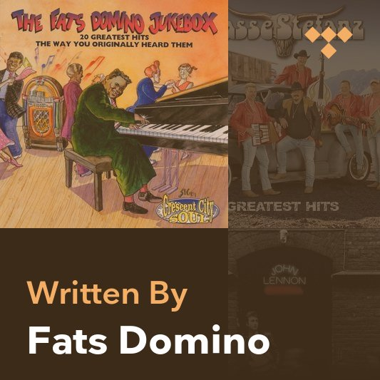 Songwriter Mix: Fats Domino