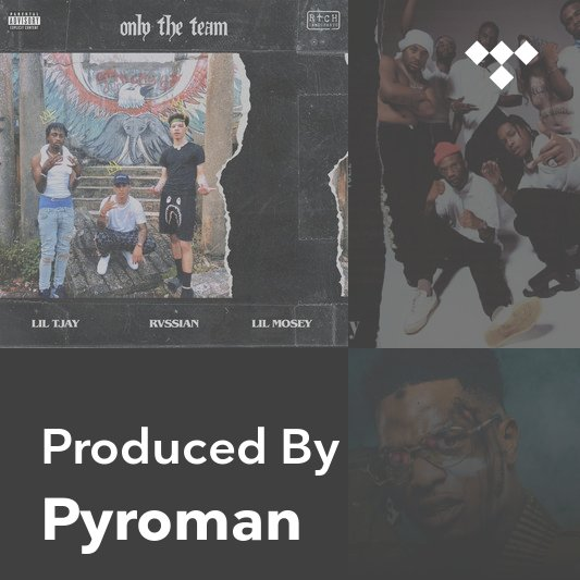 Producer Mix: Pyroman