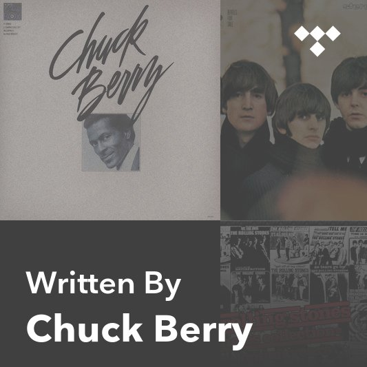 Songwriter Mix: Chuck Berry