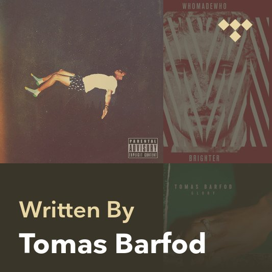 Songwriter Mix: Tomas Barfod