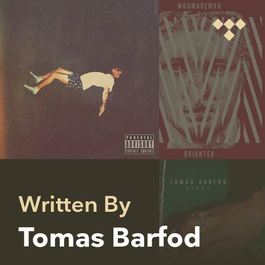 Songwriter Mix: Tomas Barfod