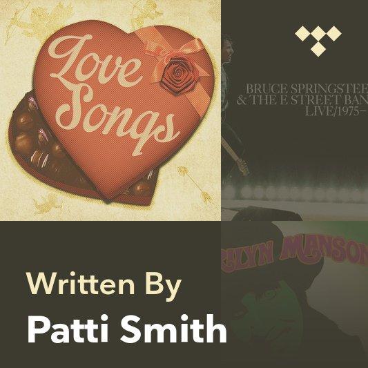 Songwriter Mix: Patti Smith