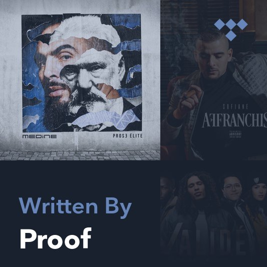 Songwriter Mix: Proof