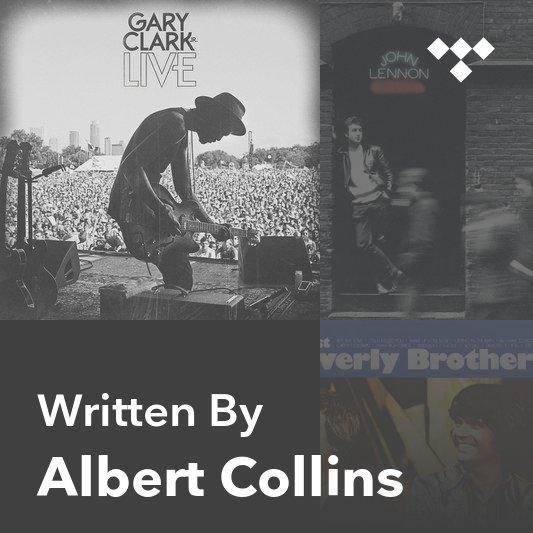 Songwriter Mix: Albert Collins