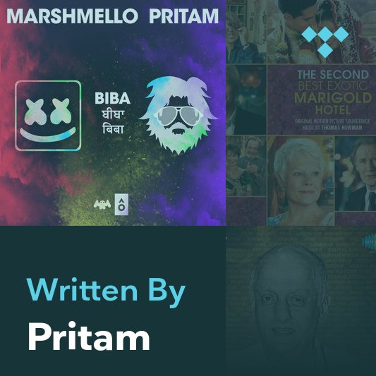 Songwriter Mix: Pritam