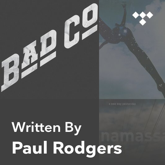 Songwriter Mix: Paul Rodgers