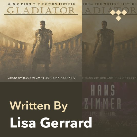 Songwriter Mix: Lisa Gerrard