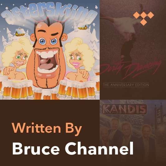 Songwriter Mix: Bruce Channel