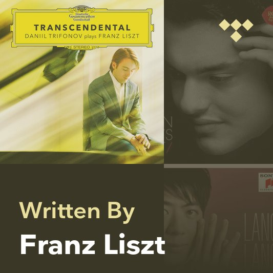 Songwriter Mix: Franz Liszt