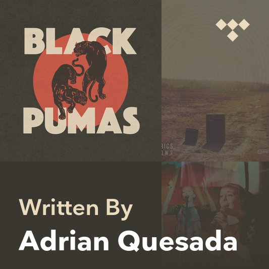 Songwriter Mix: Adrian Quesada